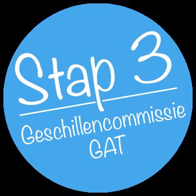 GAT stap 3